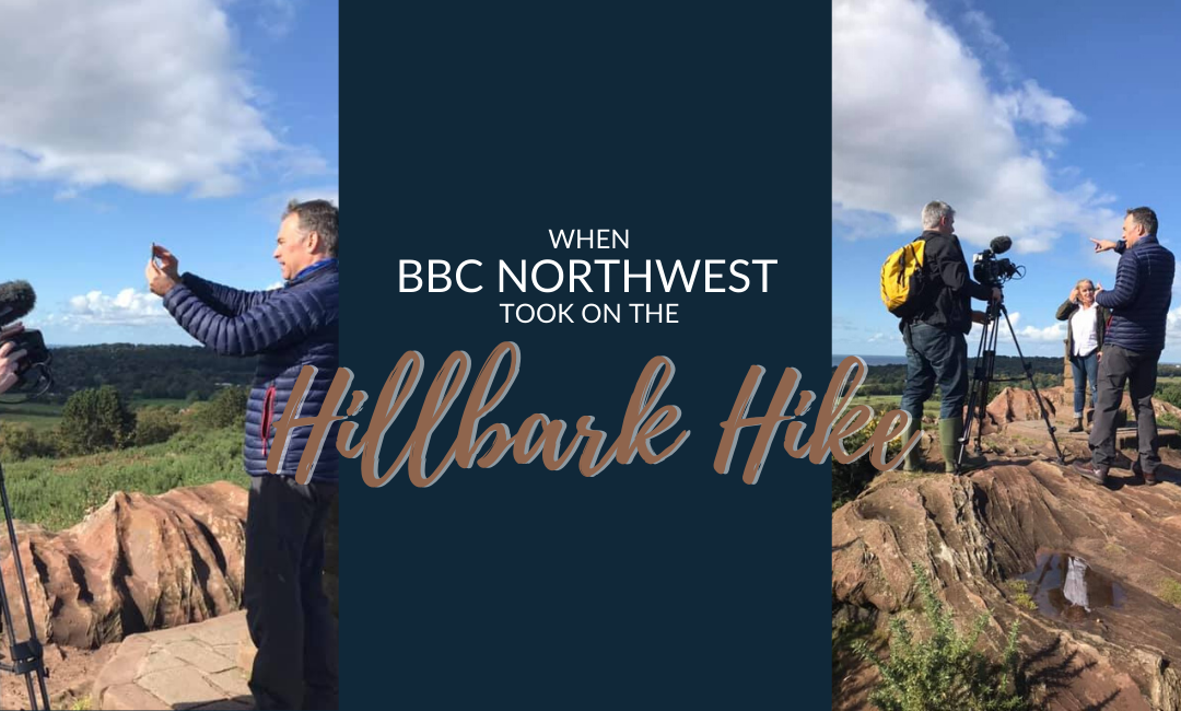 Wirral Walks | When BBC Northwest Took on the Hillbark Hike